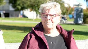 Inga-Lill Andremo, 74 år, pensionär, Sundsvall:– Det ska vara samma tid året om, det är inga konstigheter.