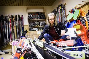 Ida Danielsson jobbar som projektledare på kultur- och fritidsförvaltningen och är nu en av finalisterna vid Framtidsgalan för sitt arbete med Sportbiblioteket i Hudiksvall.