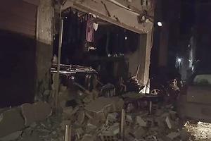 Jordbävningen orsakade betydande skador på byggnader i såväl Tirana som Durres och Thumanë.