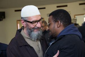 Abo Raad kunde återvända till Gävle moské under den gångna hösten.