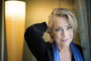 Katarina Ewerlöf har en av de mest lyssnade rösterna i Sverige. Arkivbild: Jessica Gow/TT