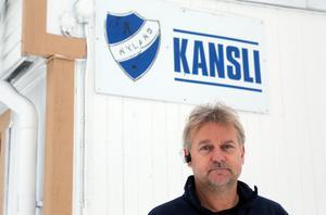 Lokalerna som IFK Nyland nu har sitt kansli i var på