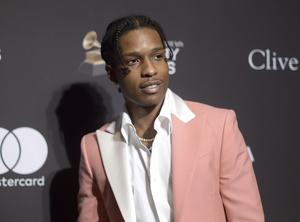 ASAP Rocky. Photo by Richard Shotwell/Invision/AP