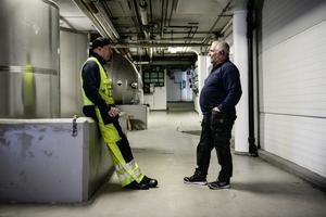 Richard Wiik och Peter Sjögren.