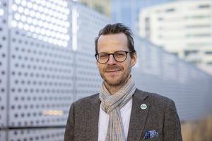 Martin Nihlgård, generalsekreterare IM, Individuell Människohjälp Foto: Malin Kihlström/IM