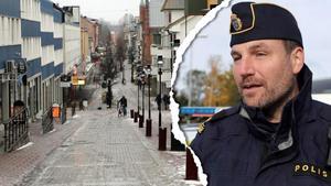 Personbilstrafik efter gågatan igen – polisen har tagit ställning i frågan