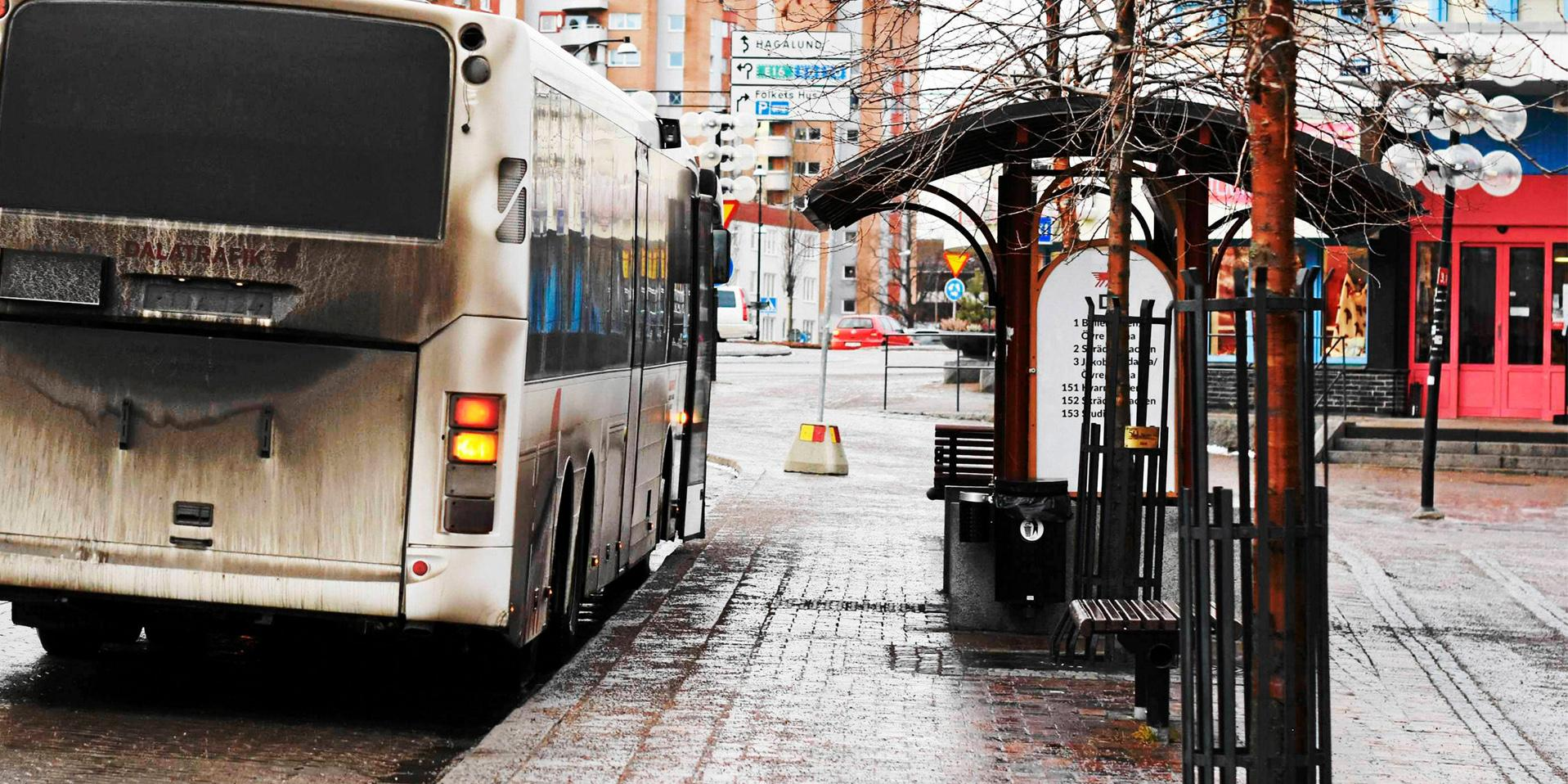Insändare: Ingen rättighet åka buss gratis på fritiden – skolkortet finns av en anledning