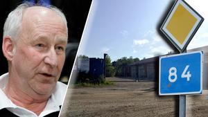 Kent Ström hoppas nu få nytt bygglov på sin fastighet. Bilden är ett montage.