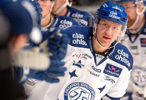 Daniel Bertov kan ha gjort sin sista match i LIF. Foto: Bildbyrån.