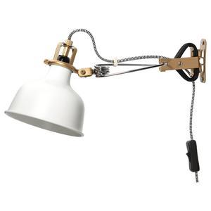 Nydesignad gammal industri. Lampan Ranart finns på Ikea och kostar 199 kronor.
