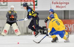 Rauan Issaliev under VM i Sandviken förra året. Foto: Jonas Ekströmer / TT