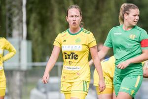 Linnea Löfstrand lämnar Ljusdals IF för spel med seriekonkurrenten Gefle.