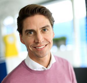 Jakob Holmström, pressansvarig svenska Ikea-koncernen.Foto: Ikea
