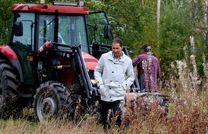 Erik Kristow trivs att bo i Ånge  kommun.
