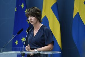 Ministern för högre utbildning och forskning Matilda Ernkrans (S) och övriga riksdagsledamöter bör höja de statliga anslagen i höstens forskningsproposition, skriver artikelförfattarna.