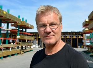 Lars Nylander, 56, egen företagare, Sundsvall: