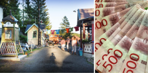 Kramfors kommun stöttar till skillnad från Regionen Mannaminne ekonomiskt med 250 000 kronor.