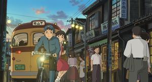 Nu visas Gorō Miyazakis magiska film