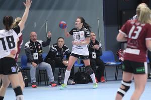 Mycket står på spel när Hannah Grytegård och hennes lagkamrater tar emot Skövde hemma i Bombardier Arena.