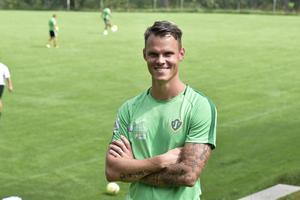 Erik Moberg aktuell för spel igen efter långa skadebekymmer