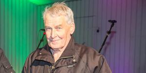 Göran Allvin, Arboga BTK, vann SM-guld i 75-årsklassen tillsammans med Lennart Björk, Norcopensarna.