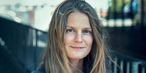 Ingvild H. Rishøis novellsamling Vinternoveller är värd all uppmärksamhet. FOTO: HANS FREDRIK ASBJØRNSEN