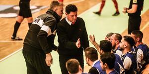 Under Mufad Bajraktarevics ledning har ÖSK Futsal bara släppt in ett mål på 80 minuter.