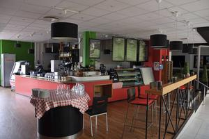Café dell´Amore i In-gallerian är nu stängt.