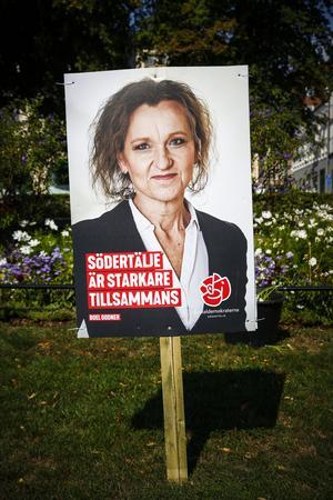 11 augusti håller Boel Godner tal på politikertorget i Södertälje. Samma dag klockan 11 öppnar alla partiernas valstugor på samma plats.