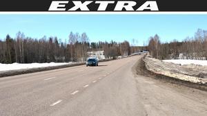 Just nu vet ingen när etappen mellan Blåberget och Matfors kommer att börja byggas.