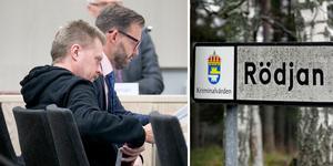 Jan-Erik Brandt varnas efter en permission från kriminalvårdsanstalten Rödjan i Mariestad.