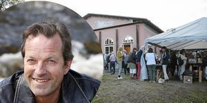 Kompositören David Lampel är initiativtagare till Sommarnattens toner. Foto: Måna J Roos/Emelie Stenqvist