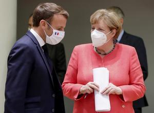 Sverige ska inte betala för att rädda euron och Merkels exportindustri, skriver L-G Källman.