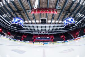 Scaniarinken ska vara en SHL-arena i framtiden – SSK ska växa som förening för att alla klubbens fyra bästa lag ska spela i högsta serien, säger klubbens ordförande. Foto: Dennis Ylikangas / Bildbyrån