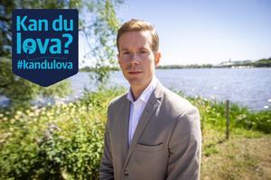 Patrik Nilsson, Sverigedemokraterna.