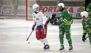 Kalix (här mot Skutskär i premiären) tog säsongens första tvåpoängare i lördagens hemmapremiär mot UNIK. Men var höll publiken hus?