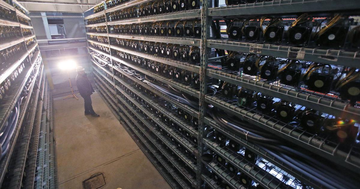 Så blev bitcoin en miljöbov