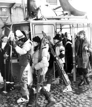 Kabinbanan blev snabbt populär.