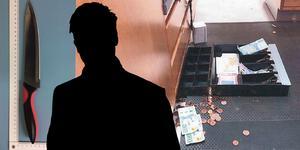 En 36-årig man åtalas för rånet mot Guldfynd i centrala i Mora i slutet av november.