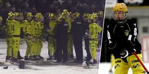 På lördagen blev Åby/Tjureda och Filip Bringe klart för elitserien.