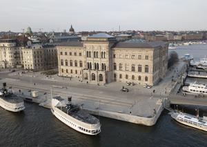 Anslagen minskas för Nationalmuseum, trots publiksuccé. Foto: Fredrik Sandberg / TT