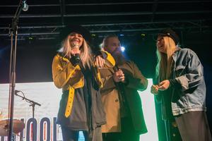 Förra året satt Annie Mellström och Idolvinnaren Chris Kläfford i juryn som utsåg Linn Wikblad till vinnare.
