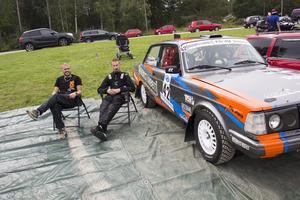 Robin Jonsson/Tom Hillberg, Järbo MK