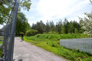 Om det första steget lyckas kan även området till höger om det nya LSS-boendet på Åsen bli aktuellt för sanering i framtiden.