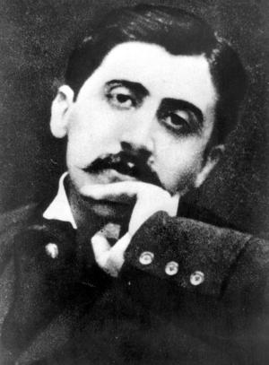 Marcel Proust – se där en författare som kunde skriva. Långt dessutom. Foto: TT