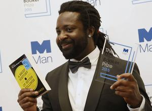 Marlon James, ny Bookerprisvinnare.