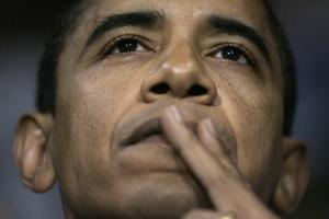 EN MAN I TIDEN? I dag, vid sextiden, svär Barack Obama eden och USA har fått en president som vi alla gör bäst i att tro på. Om han misslyckas kan det bli lite obehagligt i ganska många år.