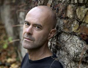 Författaren Patrik Svensson.