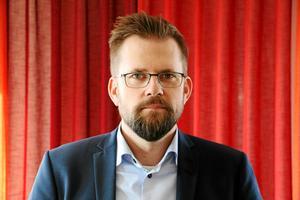 Lekebergs kommundirektör Martin Willén.