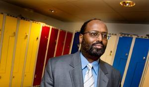 Abdirisak Waberi satt tidigare i riksdagen för moderaterna.